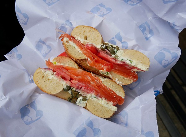 NYC: Russ & Daughters