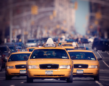 Yellow Cab Charge