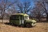 Old School Bus, Troop 276, Buffalo, OK