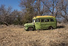 Old School Bus, Troop 276, Buffalo, OK