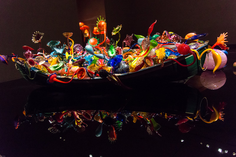 Oklahoma City Art Museum, Chihuly Exhibit