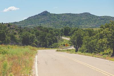 Wichita Mountains Scenic Byway