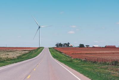 Rural Oklahoma