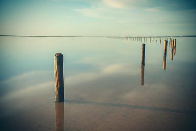 Great Salt Plains Reflections