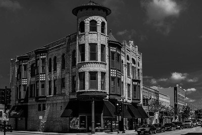 Oshkosh, WI street scenes