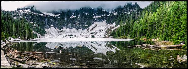 Lake 22 hike