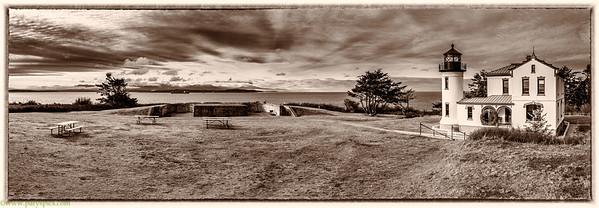 Fort warden state park trip
