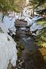 Mountain stream at Sundance Resort, UT