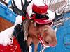 Moose Statue, Park City, Utah