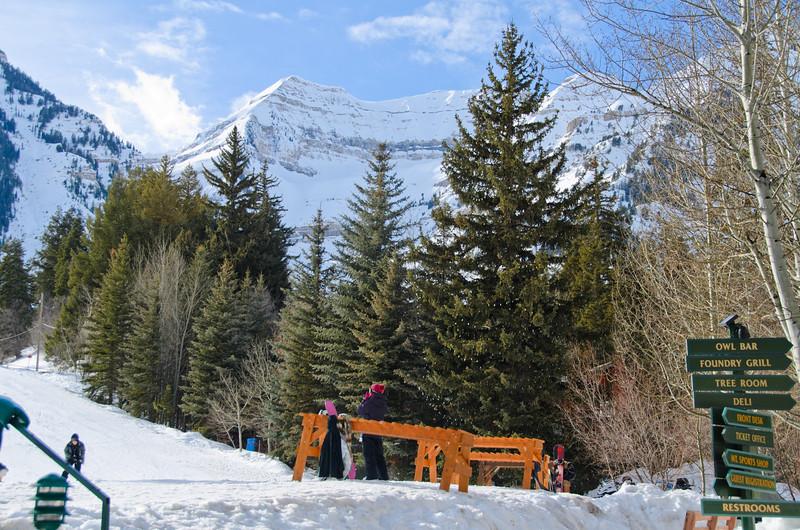 Ski Run, Sundance Resort, Utah