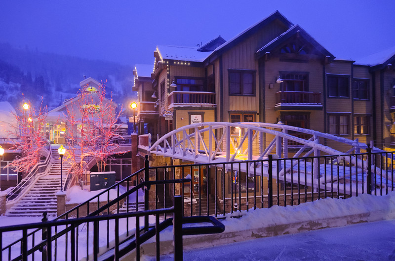 Main Street Bridge, Park City, Utah