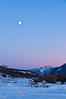 Moonscape. Oil drums at Stillman Ranch, Utah