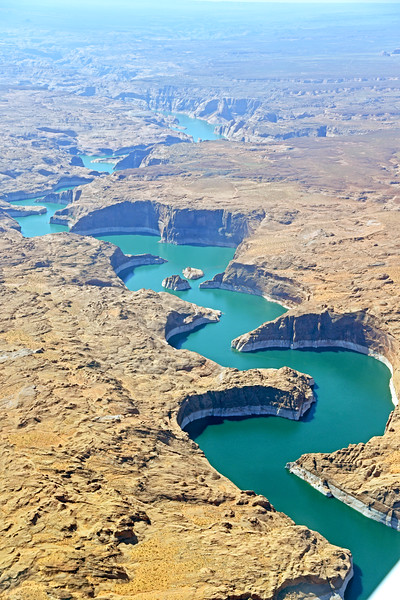 Reflection Canyon, Lake Powell, Utah