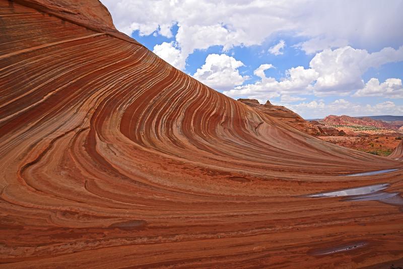 The Wave, Buckskin Gulch, Arizona
