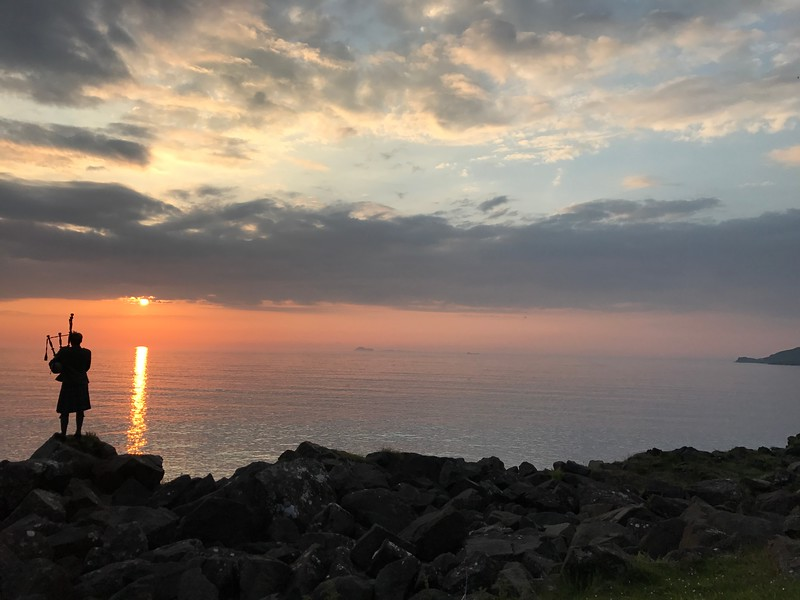 Outer Hebrides, Isle of Skye, Scotland