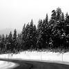 Road to Mt.Hood, Oregon
