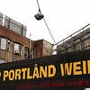 """Keep Portland Weired"" sign Portland, Oregon"
