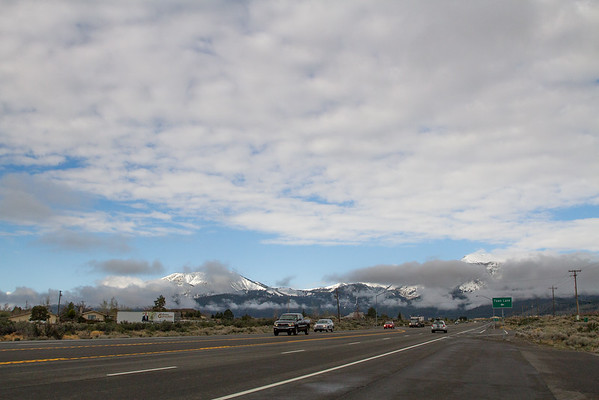 Outskirts of Reno, Nevada