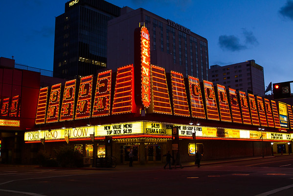 Casinos of Reno, Nevada