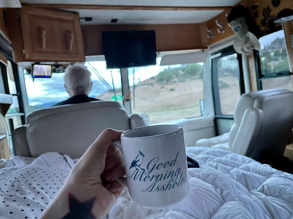 My RV mug