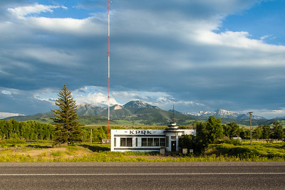 Radio. Livingston, MT