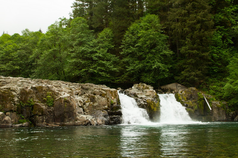 Salmon Falls, Oregon