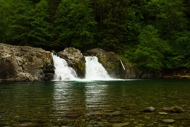 Salmon Falls, Oregon