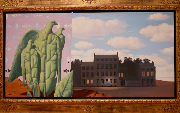 SF Moma: Magritte