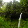 Silver Falls National park