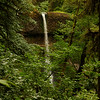 Middle North Falls, Silver Falls National Park, Oregon