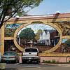 Silverton mural, Oregon