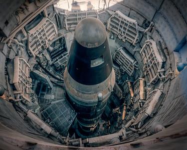 Titan II Missile Silo