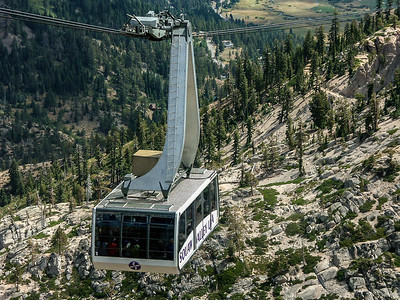 Squaw Valley Ski Resort, CA