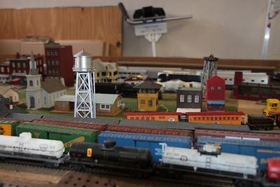 Tony's Trains 2012