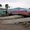 AM 695 - Bolivia, Ferries on the Lake Titicaca