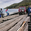 AM 690 - Bolivia, Ferry on the Lake Titicaca