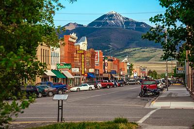 Historic Centre of Livingston, Montana