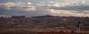 Arches Sunrise Reflecting Panoramic