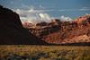 Canyon View Green Desert