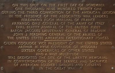 WWI Museum, Kansas City, MO