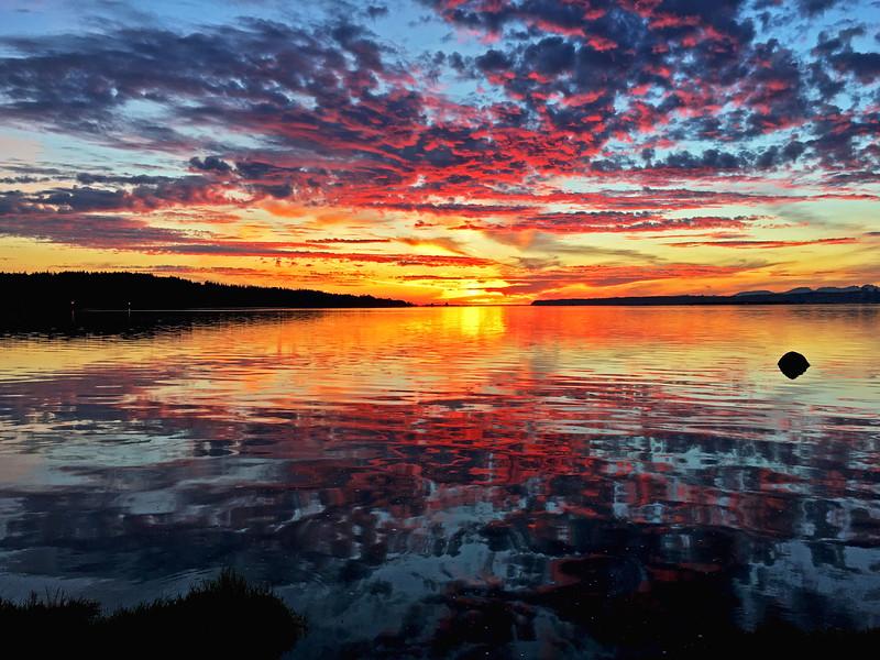 Semiahmoo Bay, Washington