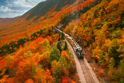 White Mountain State Park - New Hampshire