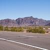 Highways near Yuma, Arizona