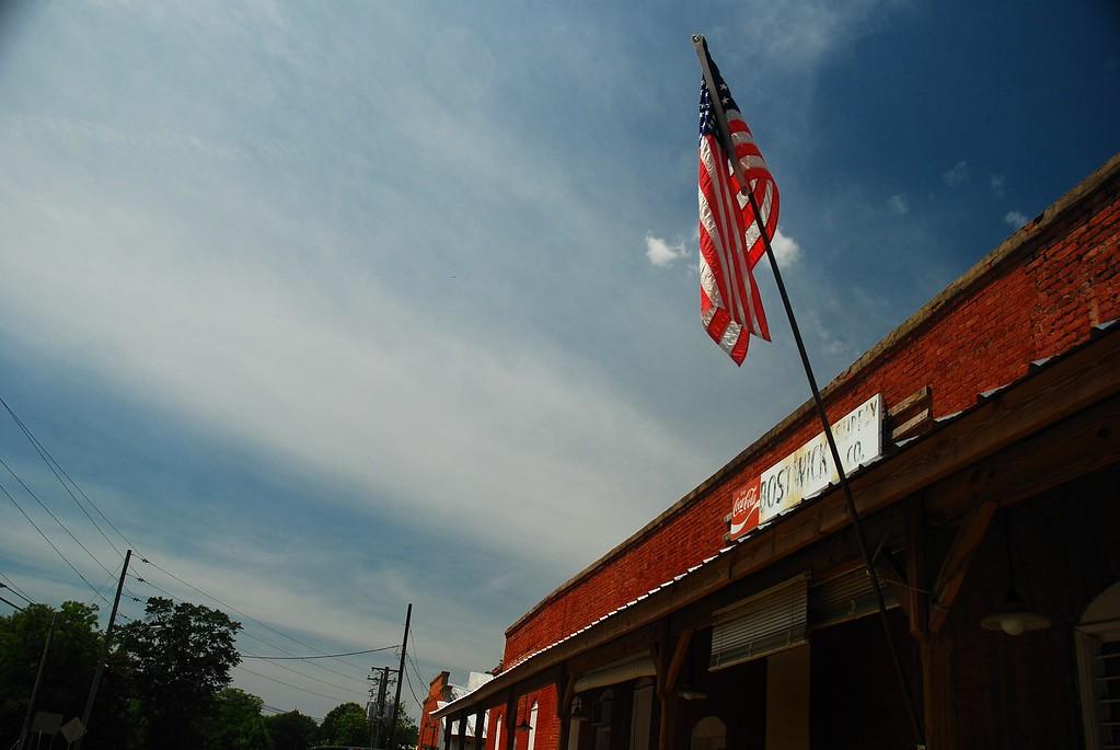 Bostwick, GA (Morgan County) July 2009