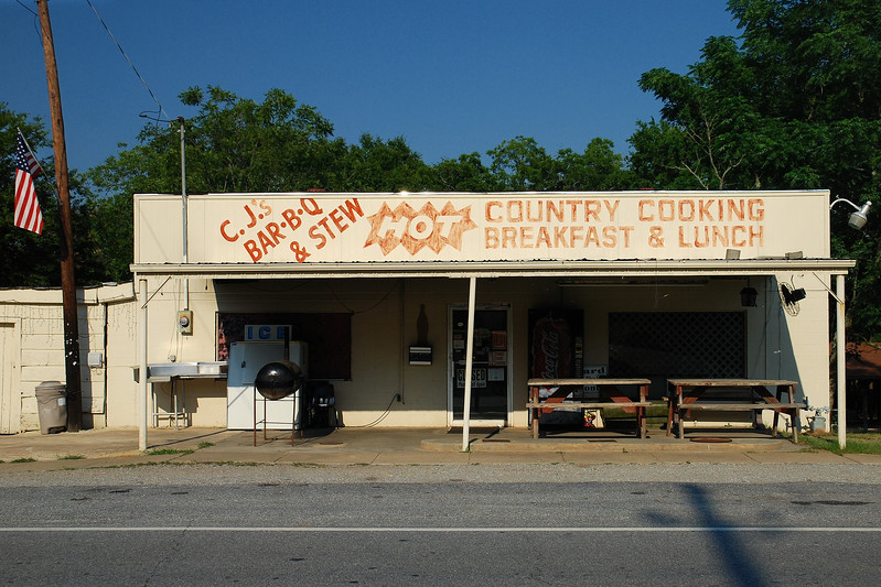 Woodville, GA (Greene County) July 2008