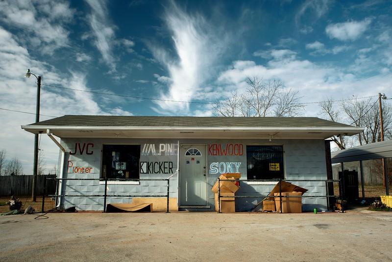 Athens, GA (Clarke County) December 2014