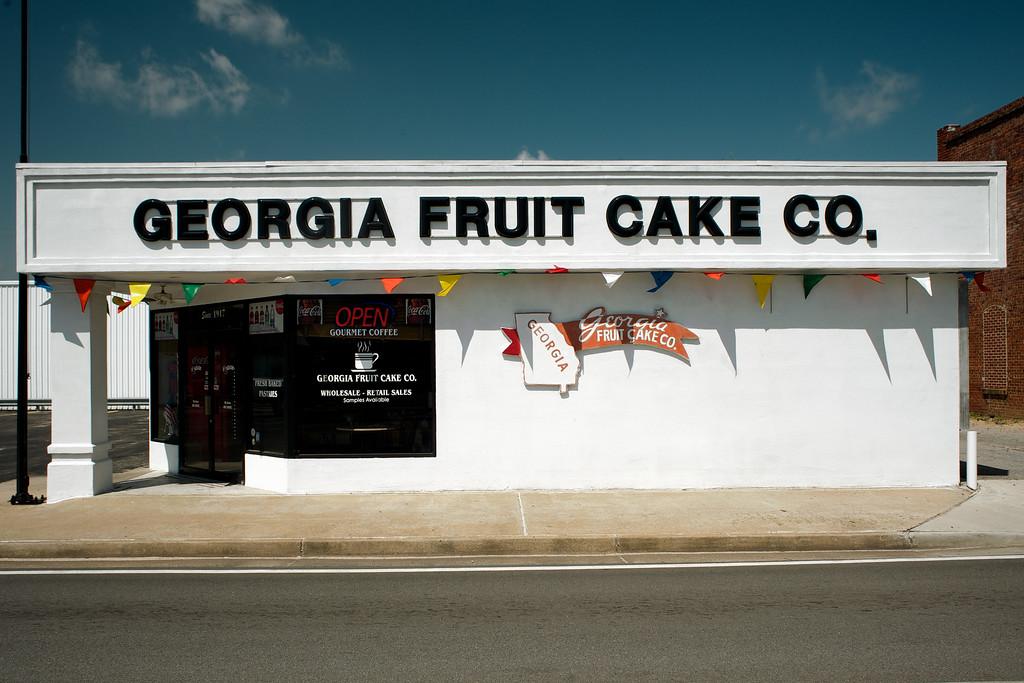 Claxton, GA (Evans County) April 2014