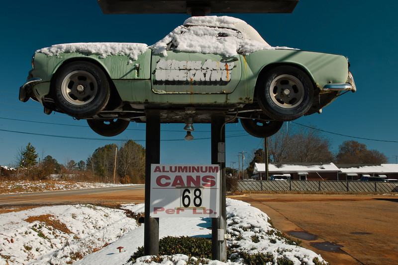 Madison County (GA) December 2010