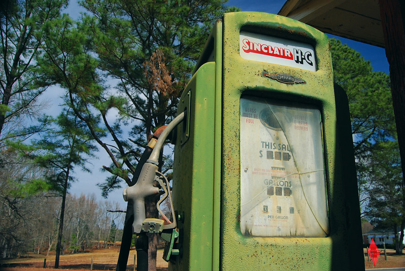 Giles Crossroads, GA (Washington County) 2008