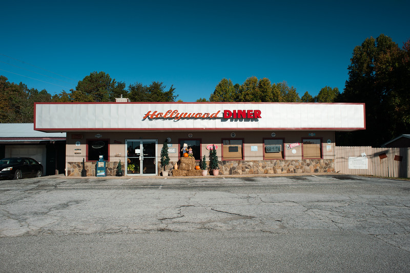 Hollywood, GA (Habersham County) October 2016